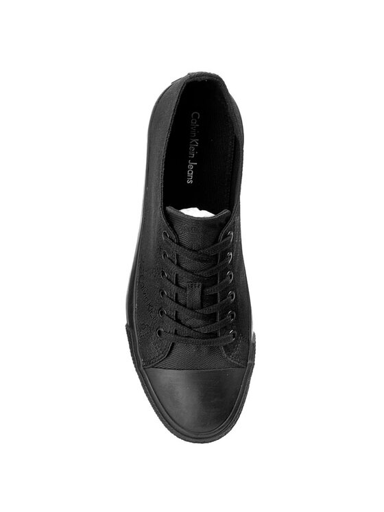 Calvin Klein Jeans Calvin Klein Jeans Tornacipő Olaf SE8464 Fekete