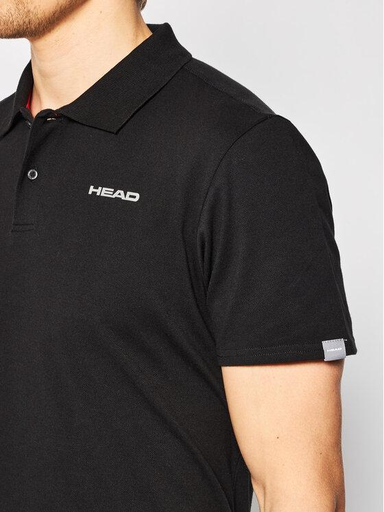 Head Head Polo Club Bjorn 811439 Czarny Regular Fit