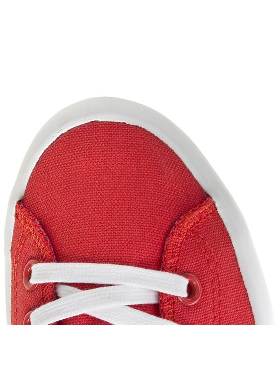 Lacoste Lacoste Sneakers aus Stoff Ramer Sleek Res Spw 7-29SPW1023RR1 Rot
