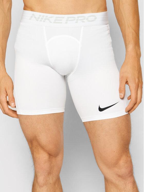 Nike Nike Bielizna termoaktywna dolna Pro Base Layer BV5635 Biały