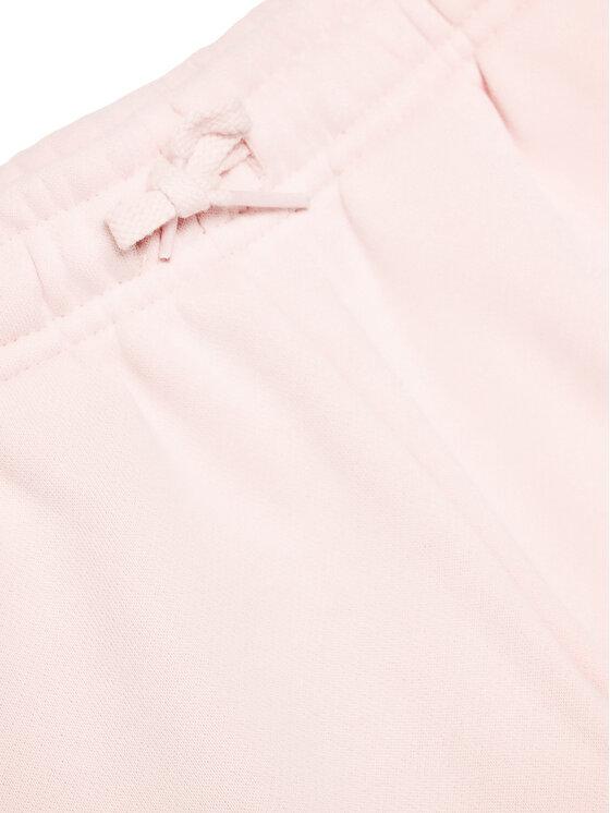 Lacoste Lacoste Spodnie dresowe XJ9476 Różowy Regular Fit