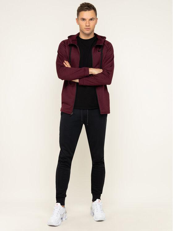 Nike Nike Sweatshirt Dri-Fit 860465 Bordeaux Standard Fit