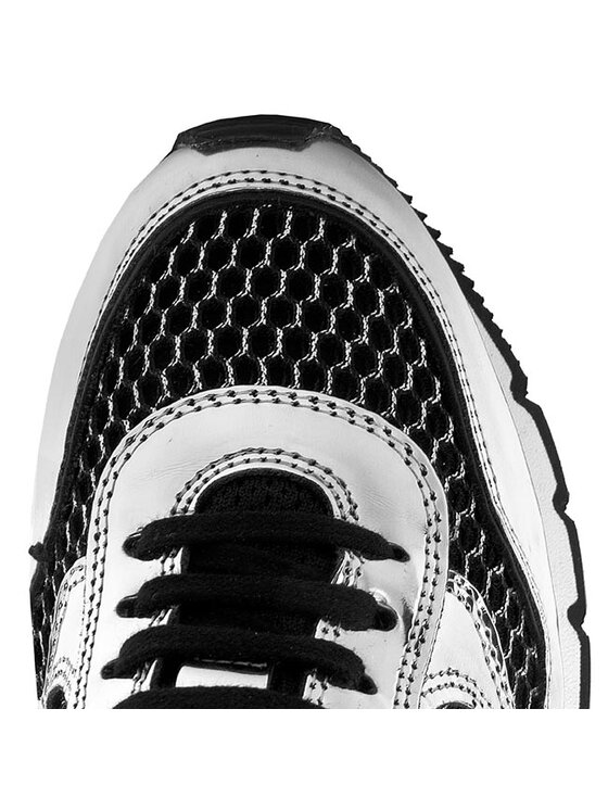 Voile Blanche Voile Blanche Laisvalaikio batai Julia Mesh 0012010007.04.9132 Sidabrinė
