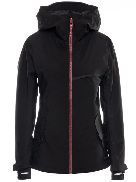 Billabong Billabong Μπουφάν για snowboard Eclipse Q6JF13 BIF9 Μαύρο Tailored Fit