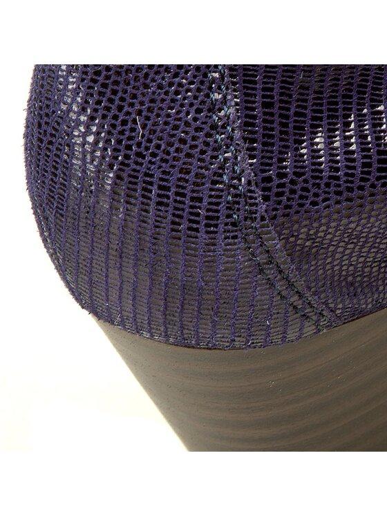 Marco Tozzi Marco Tozzi Scarpe basse 2-22300-28 Blu scuro