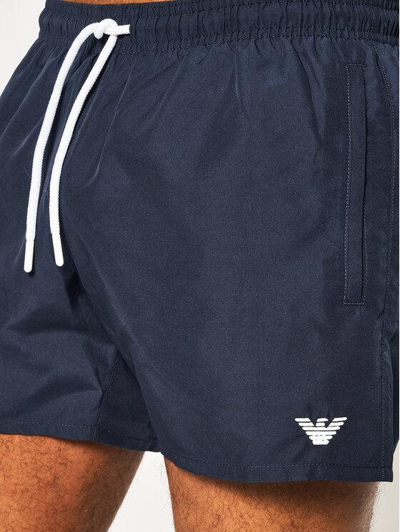 Emporio Armani Emporio Armani Badeshorts 211752 0P438 06935 Dunkelblau Regular Fit