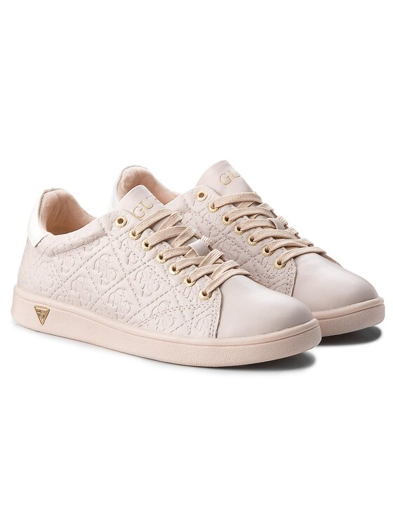 Guess Guess Sneakers FLUPE3 ELE12 Rosa