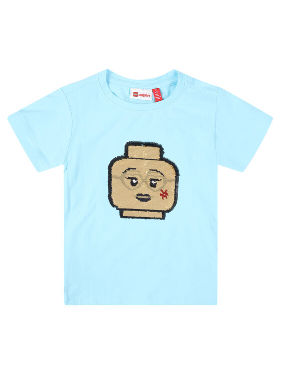 LEGO Wear LEGO Wear T-Shirt 308 22337 Niebieski Regular Fit