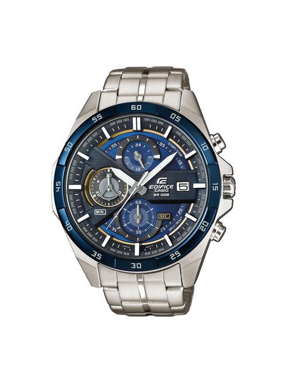 Casio Laikrodis Edifice EFR-556DB-2AVUEF Sidabrinė