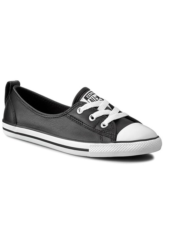 Converse Converse Sneakers aus Stoff Ct Ballet Slip 549616C Schwarz