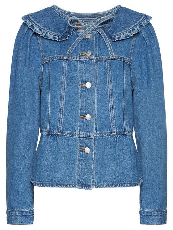 Levi's® Levi's® Kurtka jeansowa Prairie A0804-0000 Niebieski Regular Fit