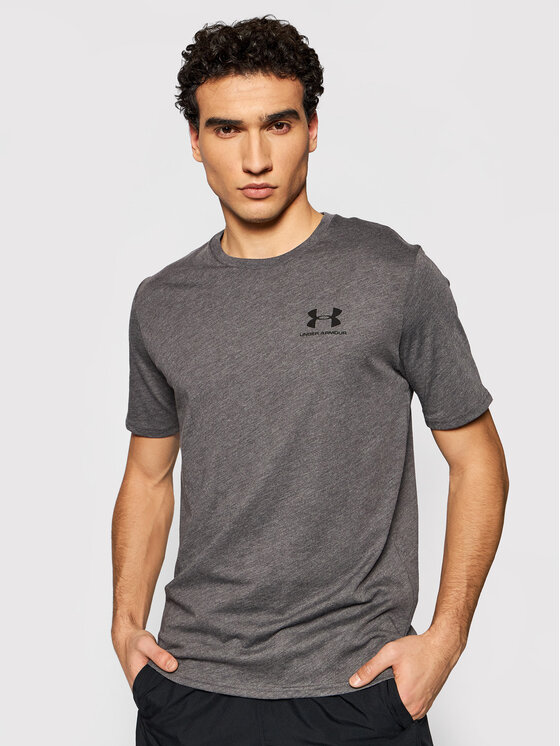 Under Armour Under Armour Тишърт 1326799 Сив Loose Fit