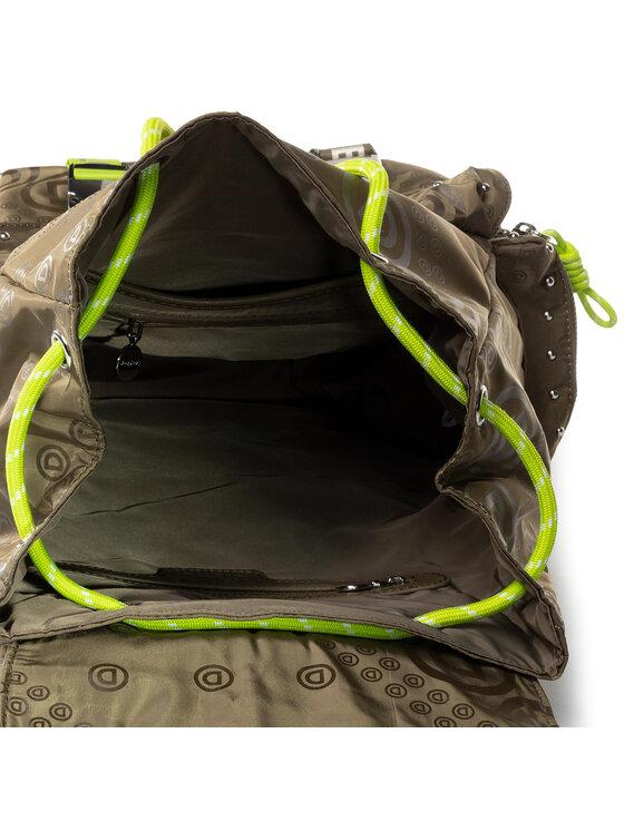 Desigual Desigual Plecak 20SAKA40 Zielony