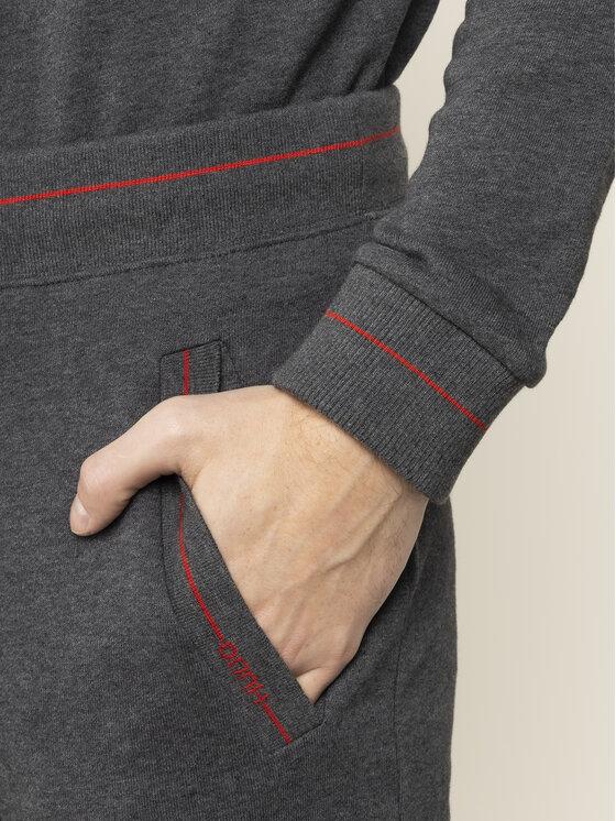 Hugo Hugo Teplákové kalhoty Doak202 50424115 Šedá Regular Fit