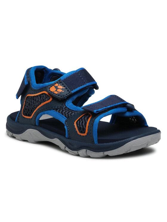 Jack Wolfskin Basutės Taraco Beach Sandal K 4039531 S Tamsiai mėlyna