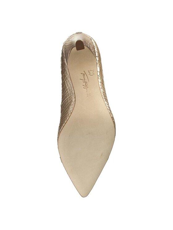 Tommy Hilfiger Tommy Hilfiger Обувки на ток Adina 7Z FW56818831 Златист