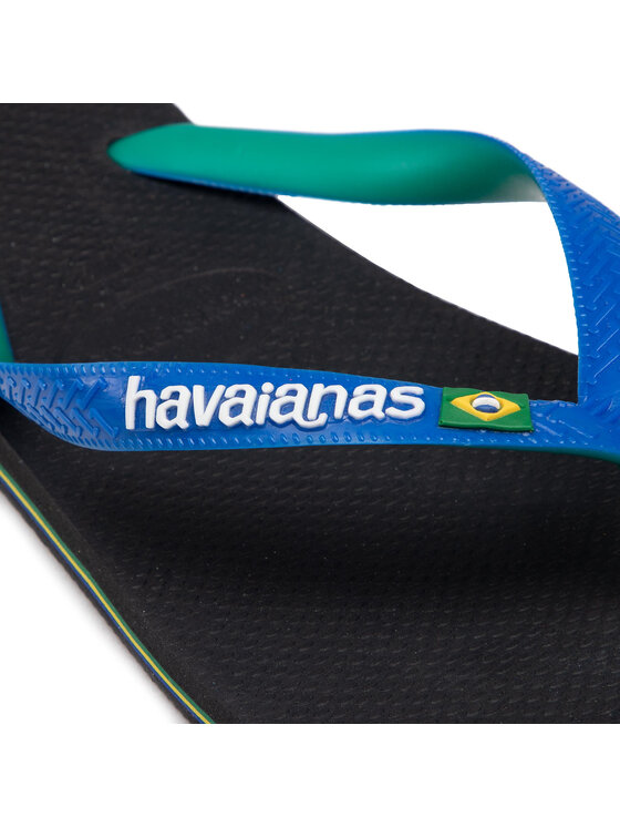 Havaianas Havaianas Japonki Brasil Mix Fc 41232063768 Niebieski