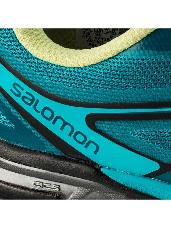 Salomon Salomon Boty Wings Pro 2 W 398464 Modrá