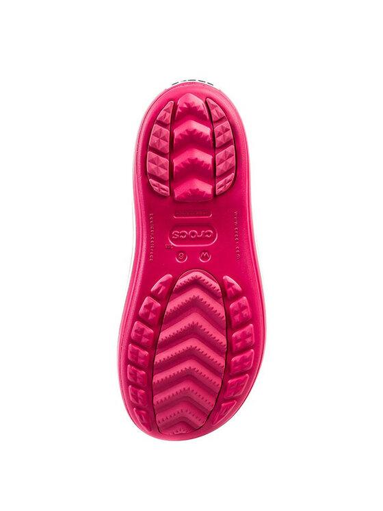 Crocs Crocs Gummistiefel Crocband Jaunt Womens 10970 Rosa