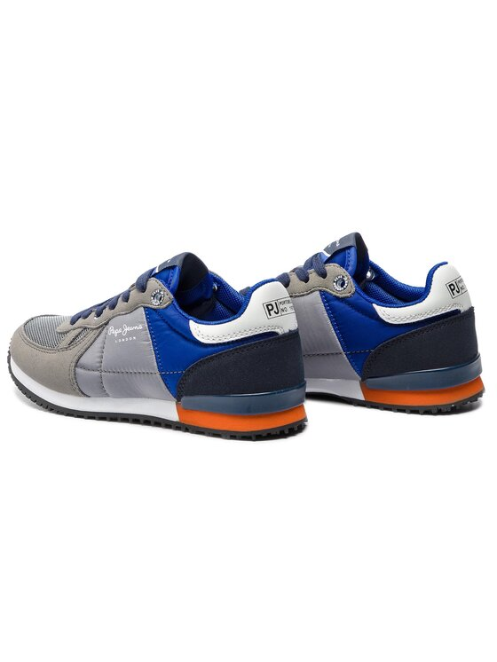 Pepe Jeans Pepe Jeans Sneakersy Sydney Basic PBS30372 Szary