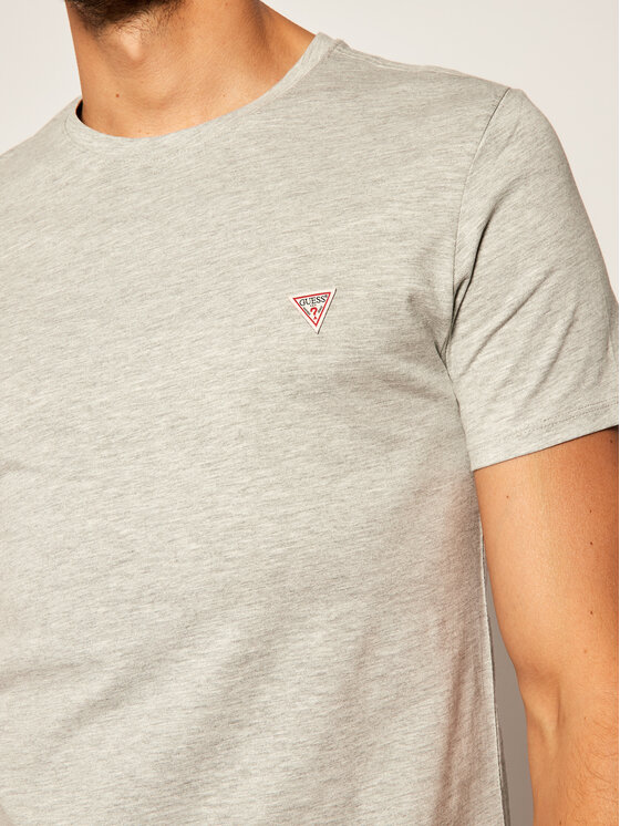 Guess Guess T-Shirt 100 Core Tee M0GI36 I3Z00 Szary Slim Fit