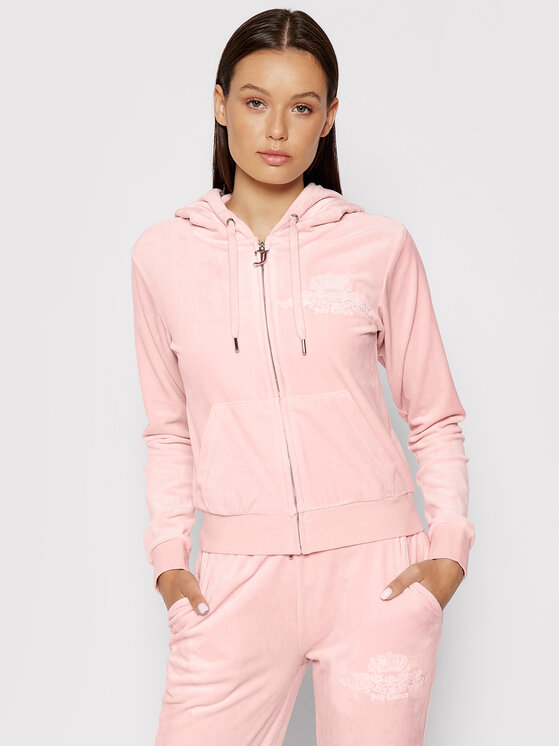 Juicy Couture Džemperis Marie JCWA121088 Rožinė Regular Fit