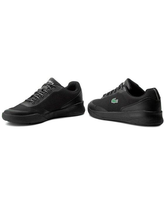 Lacoste Lacoste Sneakersy Lt Spirit 117 2 Spm 7-33SPM1027024 Czarny