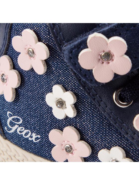 Geox Geox Laisvalaikio batai B Kilwi G. B B92D5B 0LGBC C4005 M Tamsiai mėlyna