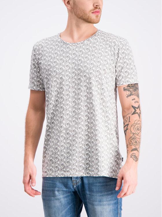 JOOP! Jeans Joop! Jeans T-Shirt 30014743 Szary Regular Fit
