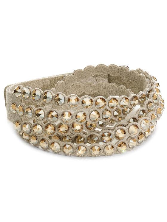 Swarovski Apyrankė Bracelet Slake Cry 5494230 Smėlio