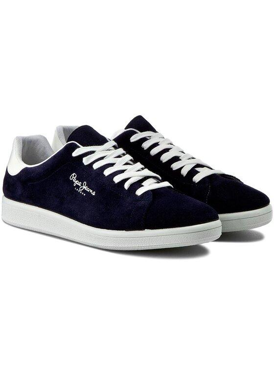 Pepe Jeans Pepe Jeans Laisvalaikio batai Kentucky Suede PMS30222 Tamsiai mėlyna