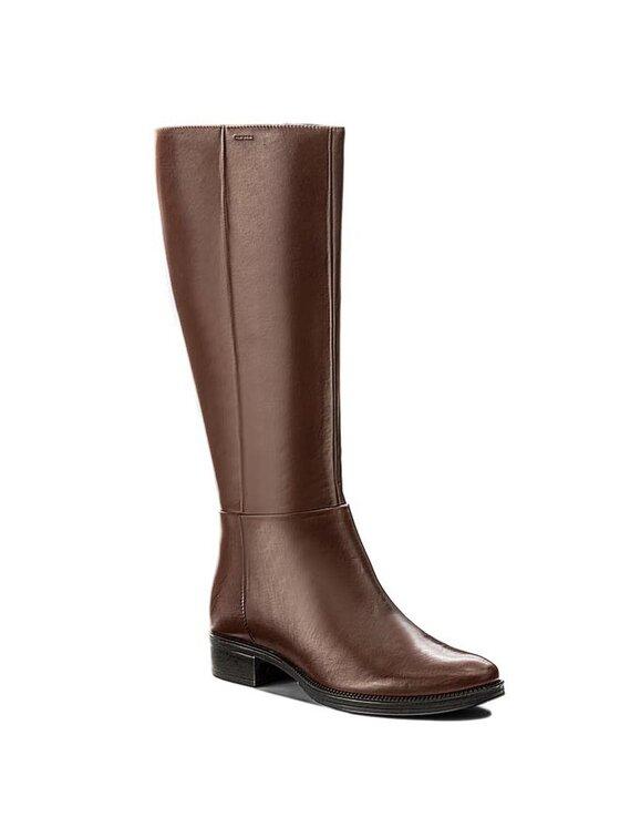 Geox Geox Μπότες Ιππασίας D Mendi St P D3490P 00043 C0013 Καφέ