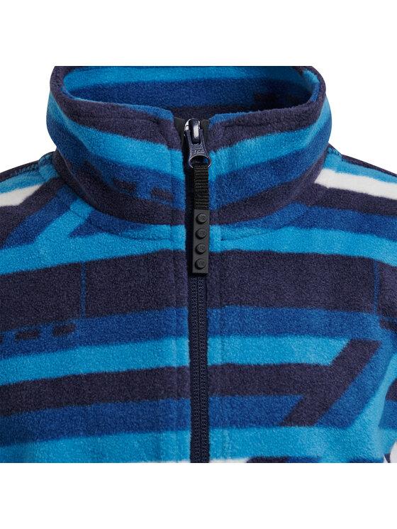 LEGO Wear LEGO Wear Mikina Bluza Polarowa FLEECE 21550 Tmavomodrá