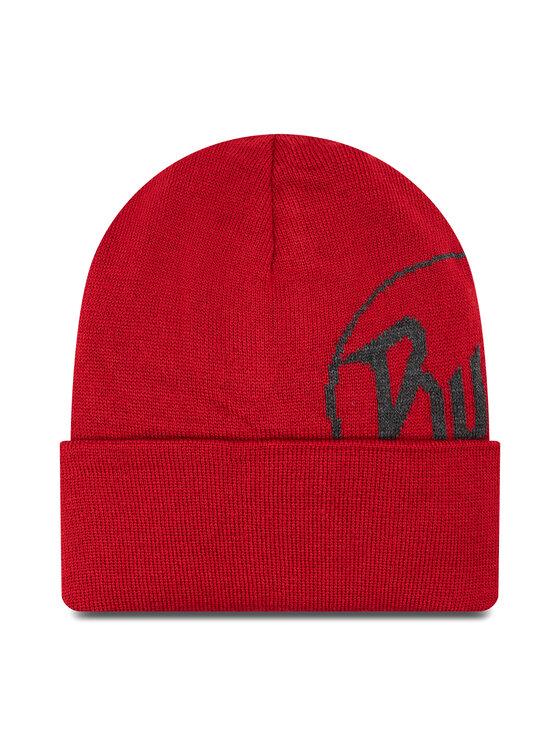 Buff Kepurė Knitted Hat Vadik 120854.425.10.00 Raudona