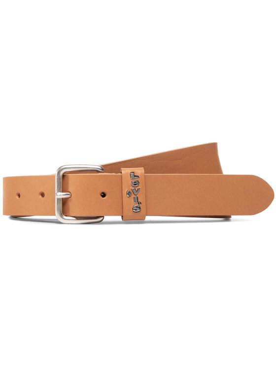 Levi's® Levi's® Dámský pásek 37460-0177 Hnědá