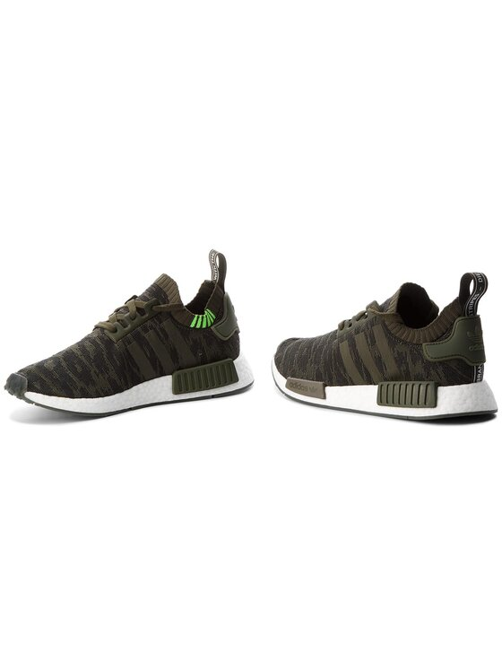 adidas adidas Обувки Nmd_1 Pk CQ2445 Зелен
