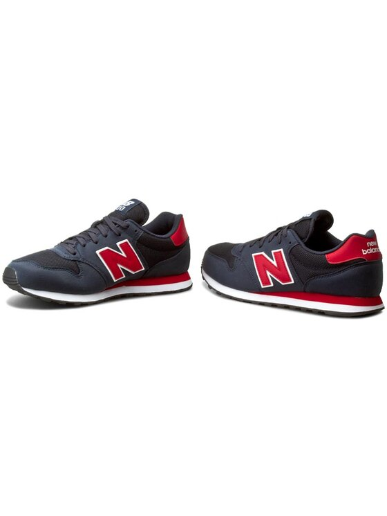 New Balance New Balance Sneakersy GM500RN Granatowy