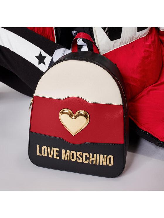 LOVE MOSCHINO LOVE MOSCHINO Plecak JC4080PP18LM100A Czarny