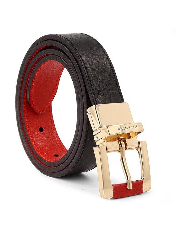 Tommy Hilfiger TOMMY HILFIGER Cintura da donna Square Buckle Rev Belt 2.5 AW0AW03605 75