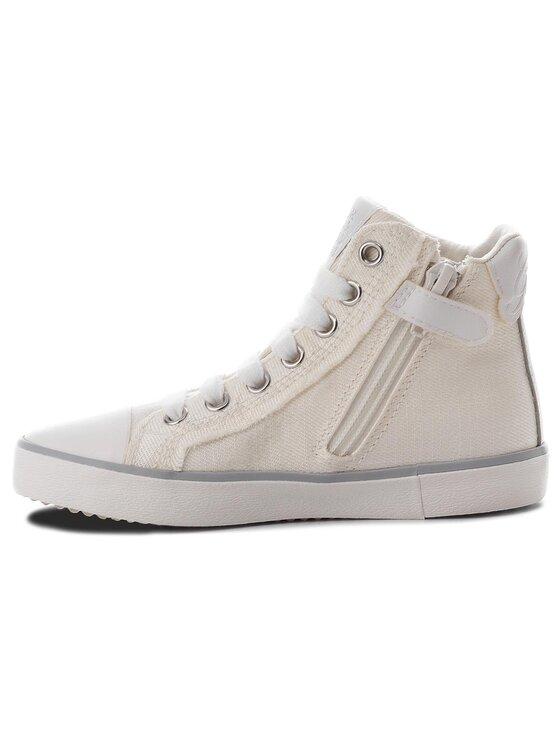 Geox Geox Sneakers J Kilwi G. C J82D5C 00010 C1000 M Λευκό