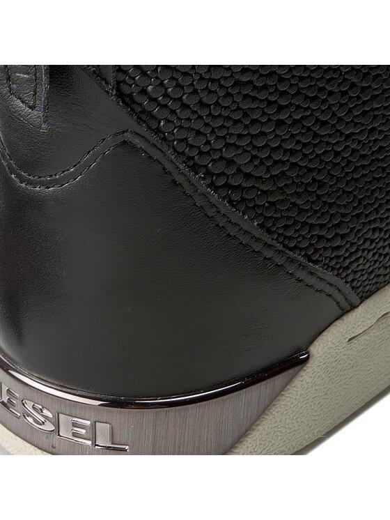 Diesel Diesel Laisvalaikio batai Diamond Y00791 P1025 T8013 Juoda