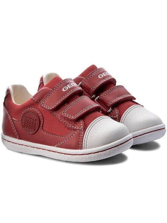 Geox Geox Обувки B Flick B. C B7237C 08510 C7000 Червен
