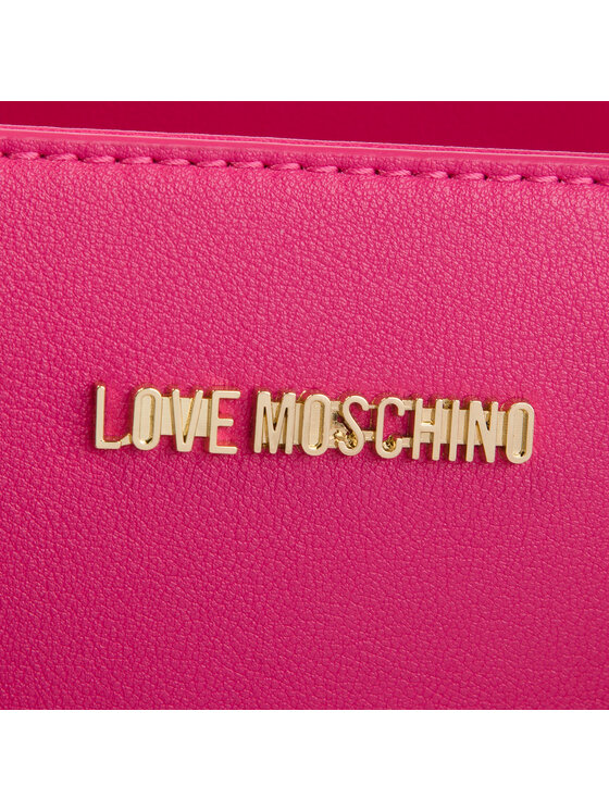 LOVE MOSCHINO LOVE MOSCHINO Дамска чанта JC4306PP07KQ0604 Розов