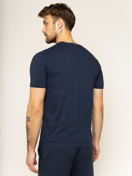 Boss Boss Marškinėliai Tee 1 50424014 Tamsiai mėlyna Regular Fit