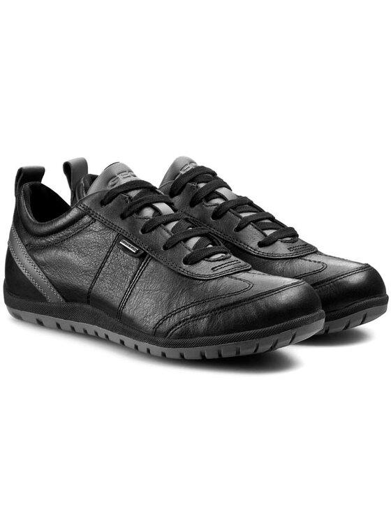 Geox Geox Pantofi D W. Vega B Abx C D44B2C 00046 C9999 Negru