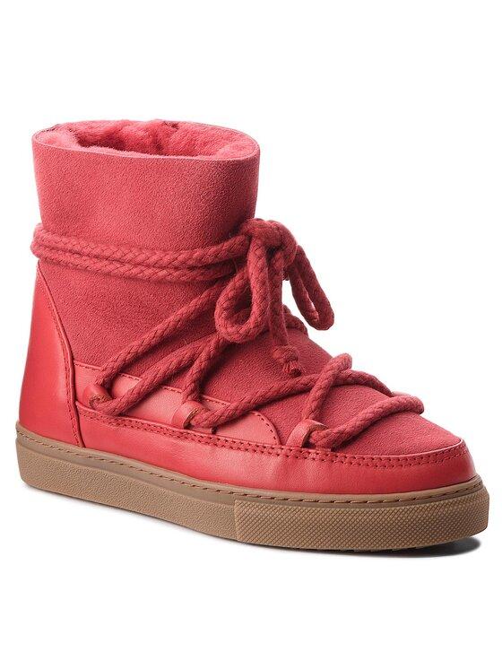 Inuikii Batai Sneaker Classic 60202-1 Raudona