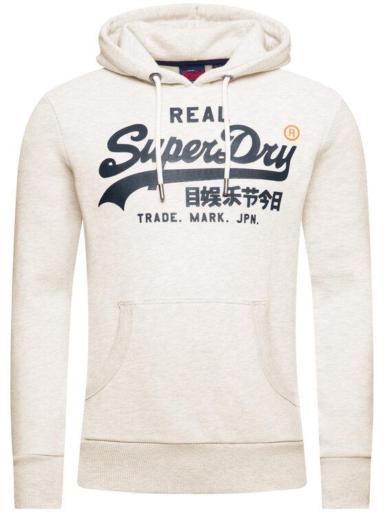 Superdry Superdry Sweatshirt Vl M2000131A Gris Regular Fit