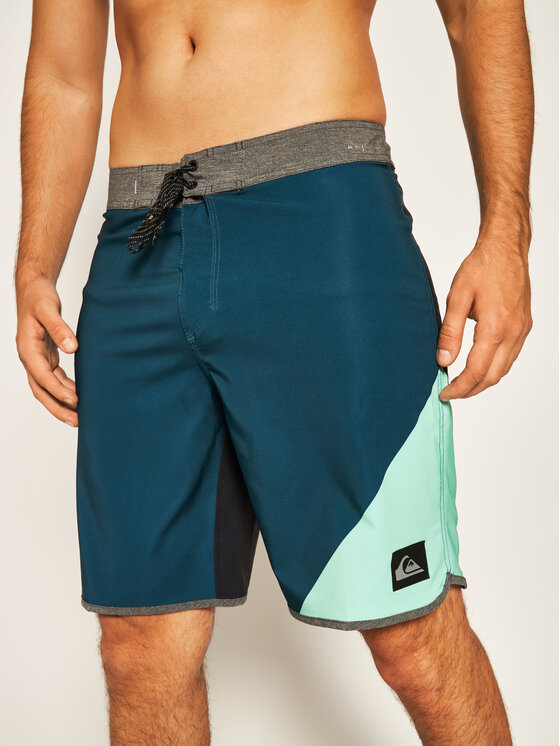"Quiksilver Quiksilver Плувни шорти Highline New Wave 20"" EQYBS04364 Зелен Regular Fit"
