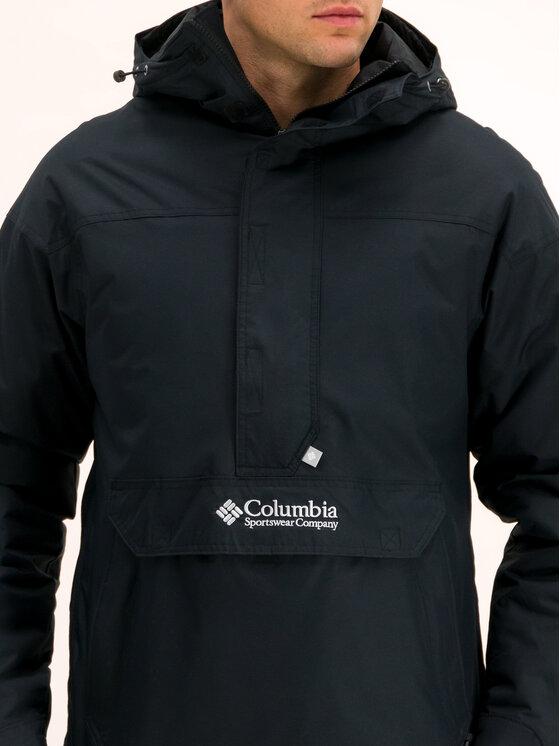 Columbia Columbia Giacca anorak Challenger 1698431 Nero Regular Fit
