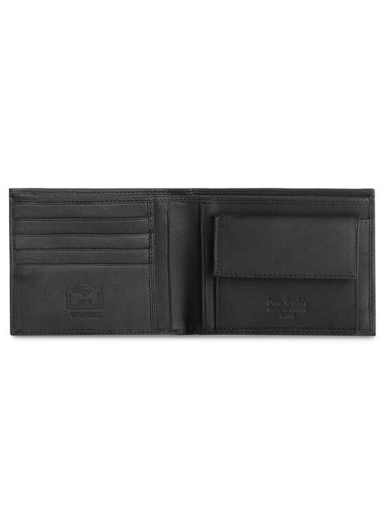 Pierre Cardin Pierre Cardin Голям мъжки портфейл TILAK28 8805 Черен